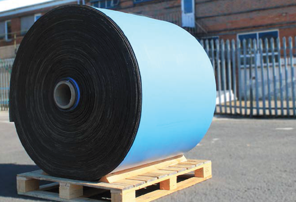 geosynthetic cementitious composite mat roll