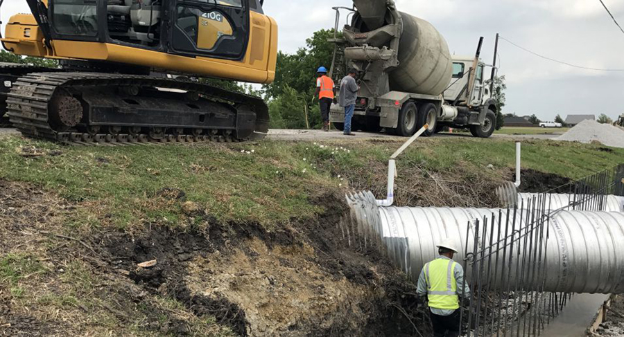 Culvert life extended up to 75 years