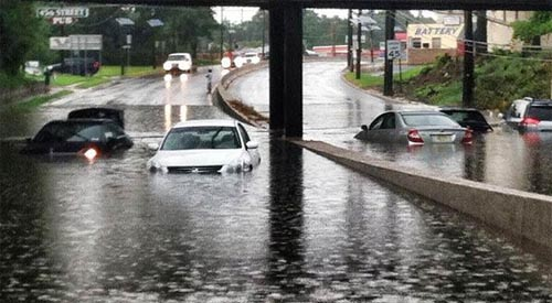 onyx valve highway flooding