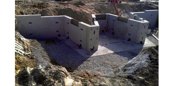 precast concrete, storm water management, stormwater