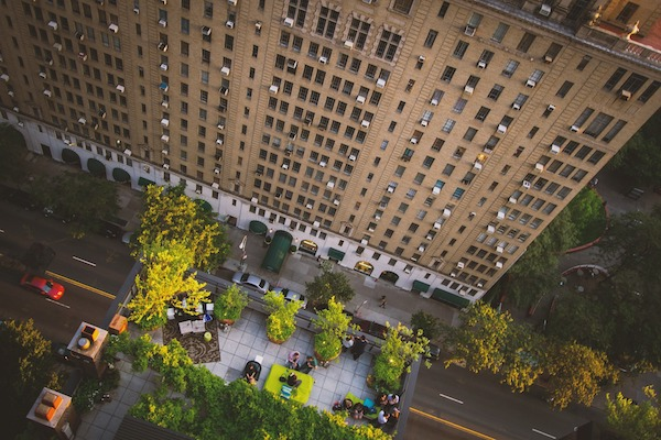 Green roofs will now be required on new buildings in New York City as The Climate Mobilization Act passes