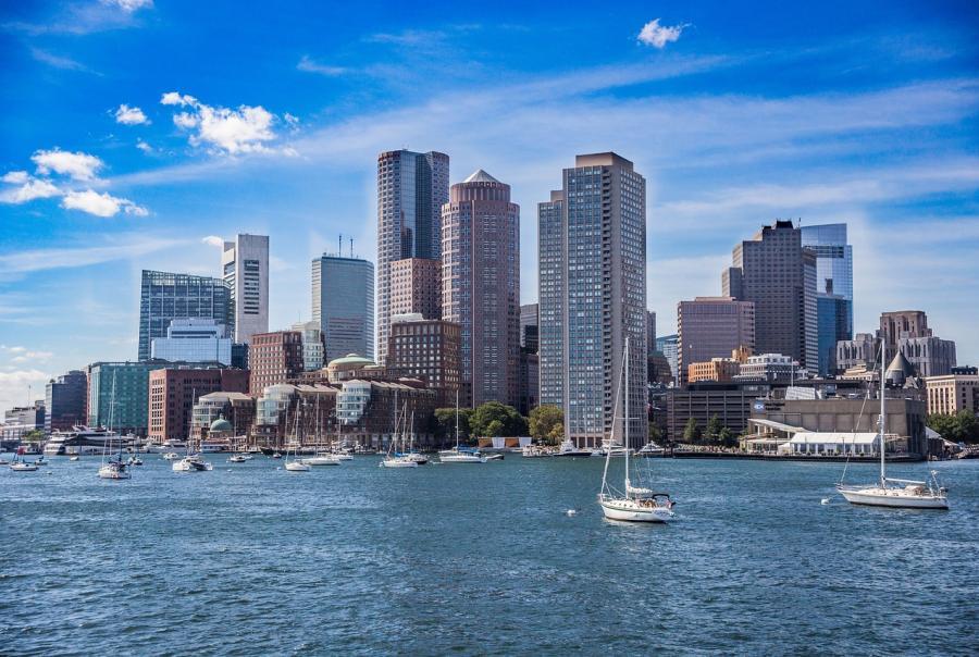 Boston proposes green flood control plan