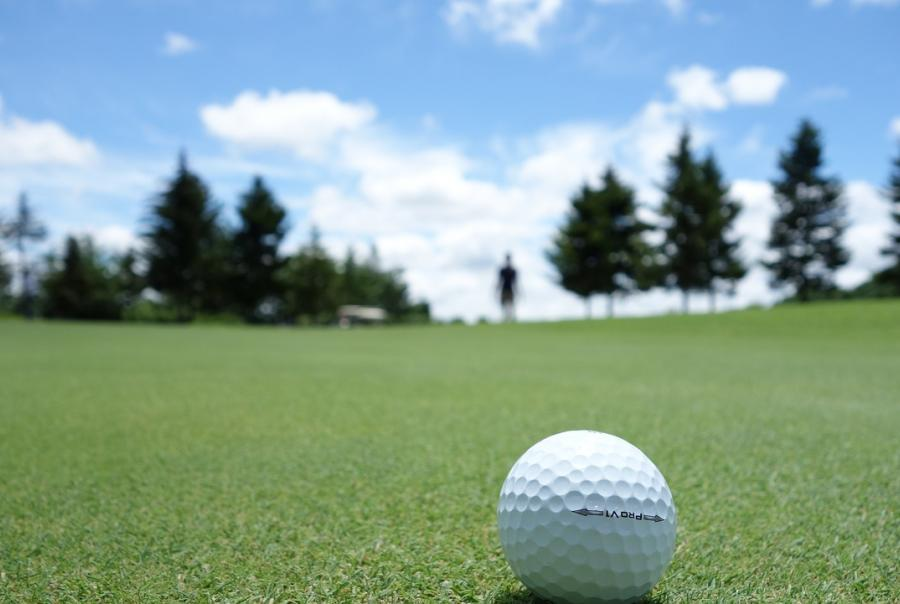 Golf course redesigned for storm water and flood control