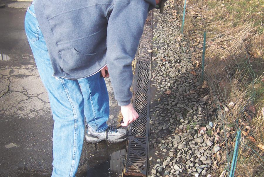Using peat sorption media to meet copper compliance