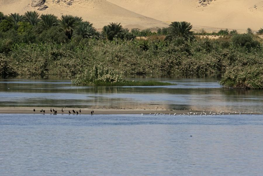 Egypt and Senegal receive equipment for soil erosion monitoring