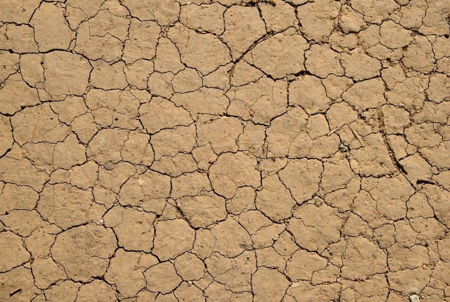 Soil erosion rates expected to increase