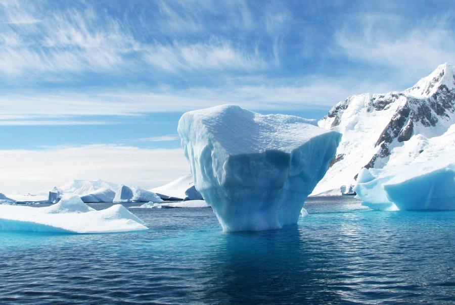 Shrinking sea ice is blamed for Alaska erosion
