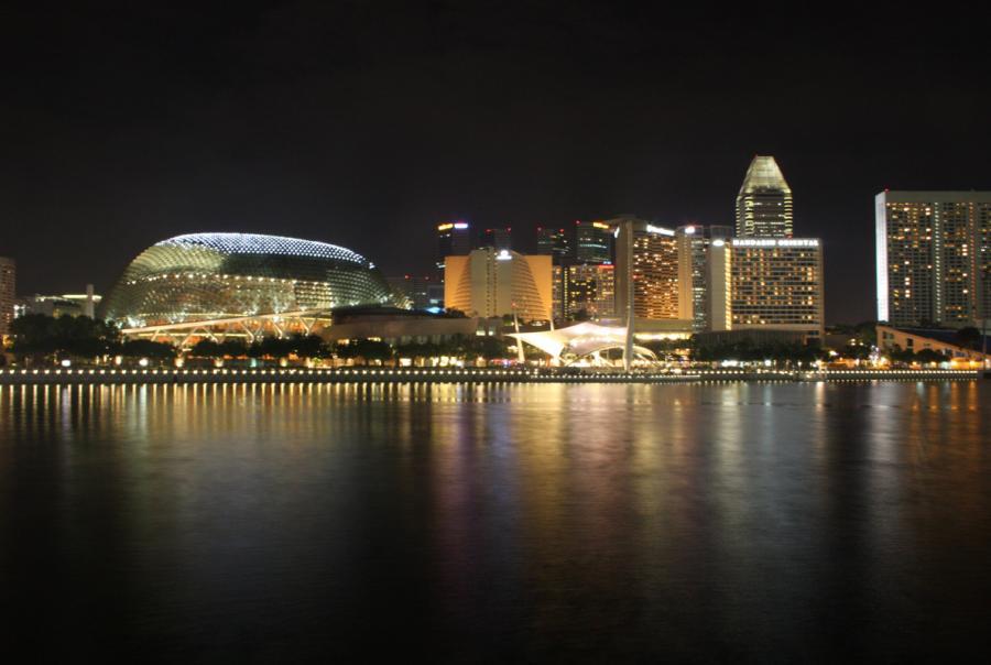 Singapore Water Reuse