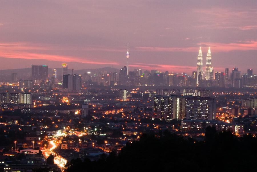 Kuala Lumpur Malaysia Xylem SMART Solution Flooding