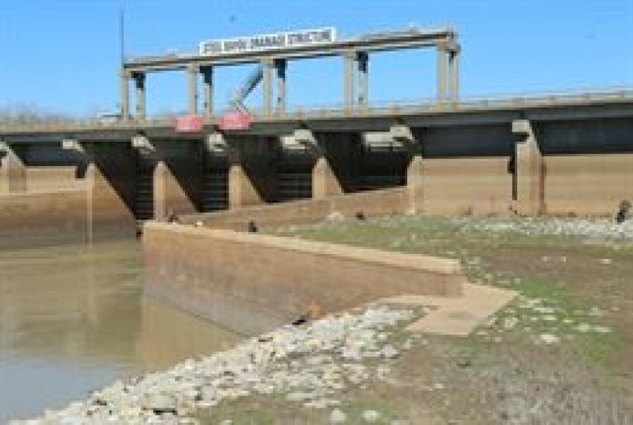 Steele Bayou Flood Control Structure