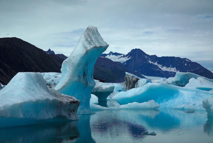 Study explores permafrost coastal erosion in Alaska