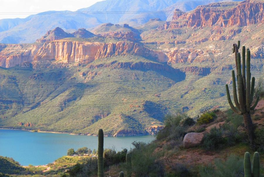 Wet winter leads to increased reservoir supply in Phoenix