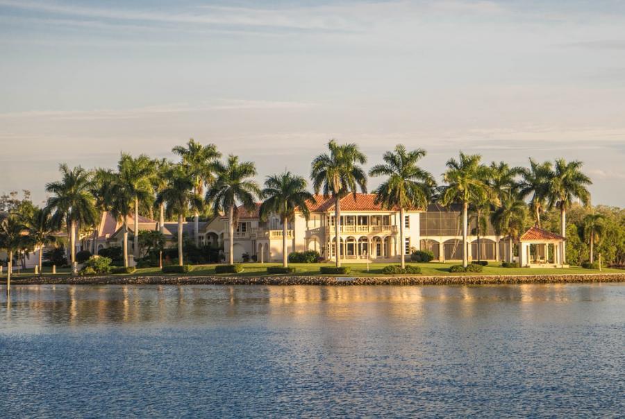 Naples Bay restoration project wins award for living shoreline and wetland restoration
