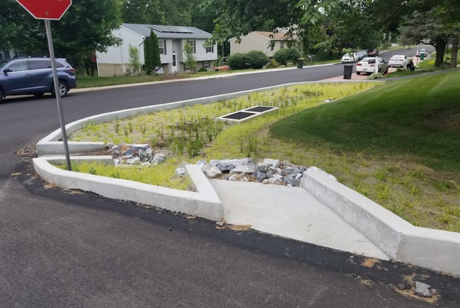 Green infrastructure provides storm water benefits to Pennsylvania town