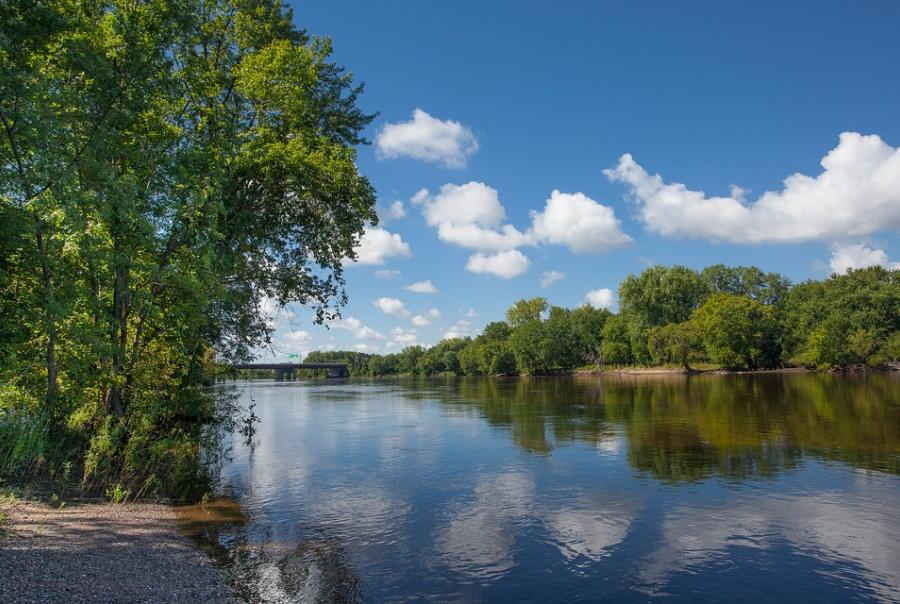 Flood control along the Ohio river