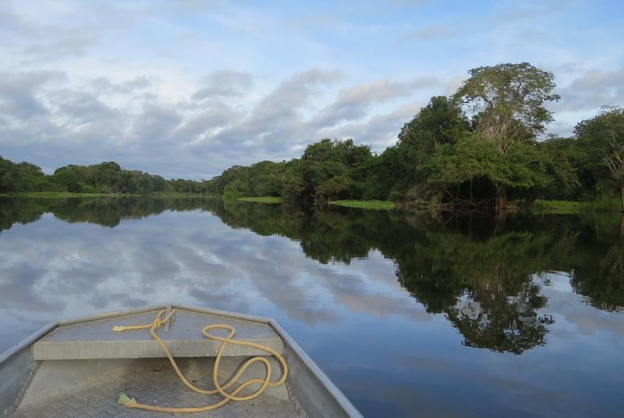 study investigates Mississippi River flood control