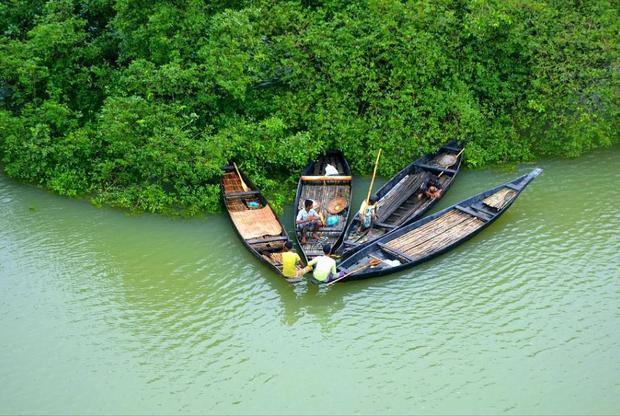 Researchers investigate erosion control in Bangladesh