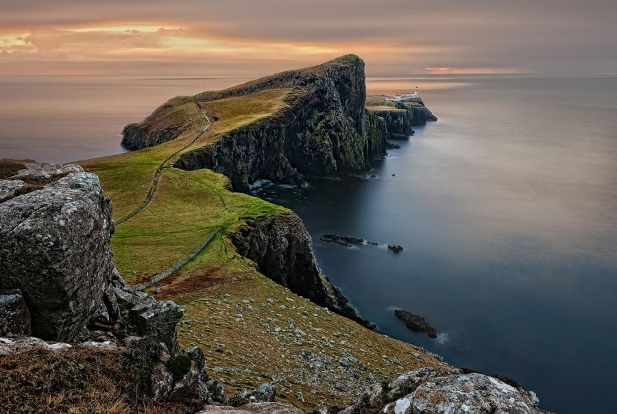Scottish seaside town chosen for EU erosion control study