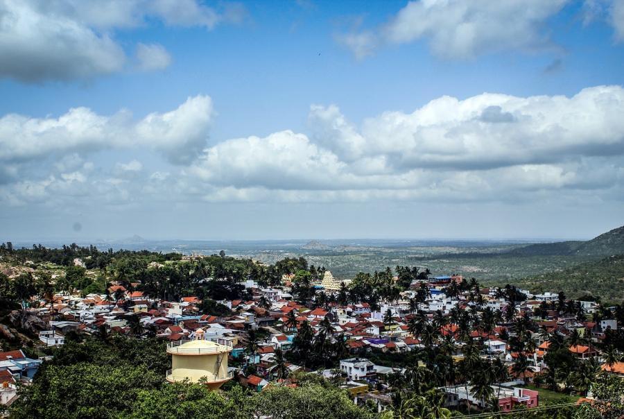 Bangalore, India, faces an impending water crisis