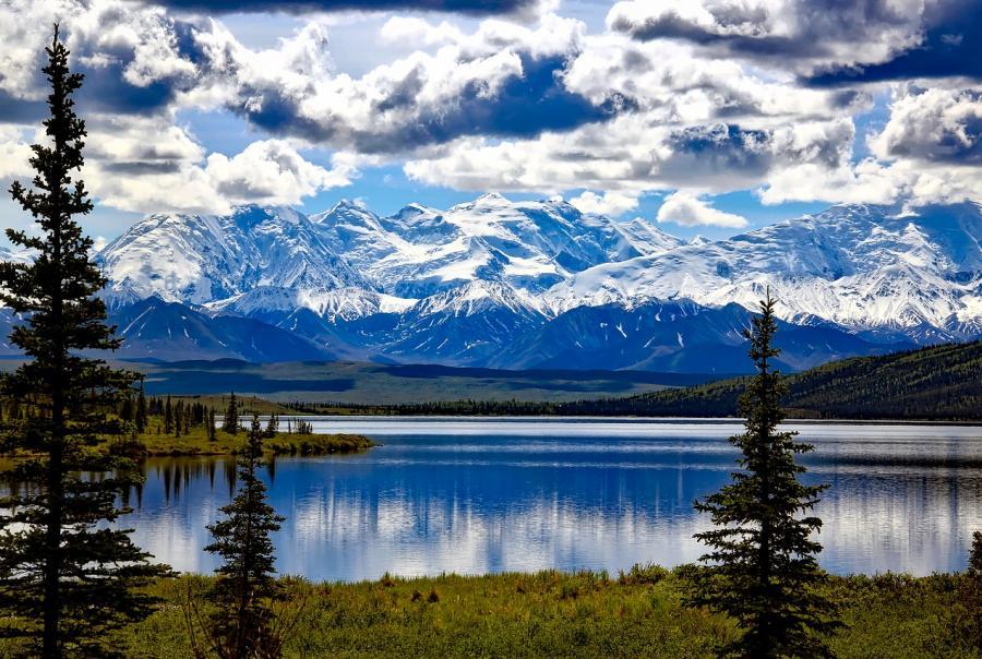 Alaska town faces erosion threat as glaciers melt