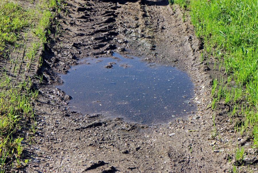 Erosion control failures along Mountain Valley Pipeline