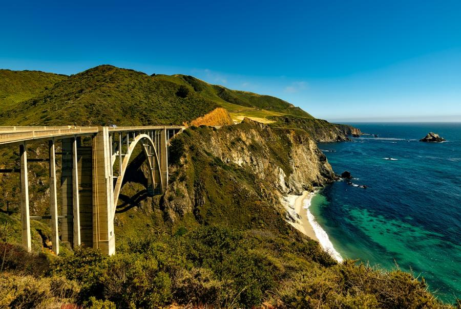 Iconic highway reopens thanks to erosion control devices