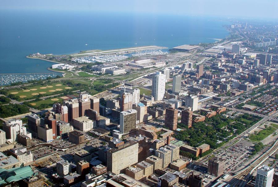 Lake Michigan Water Loss Metropolitan Planning Council Report