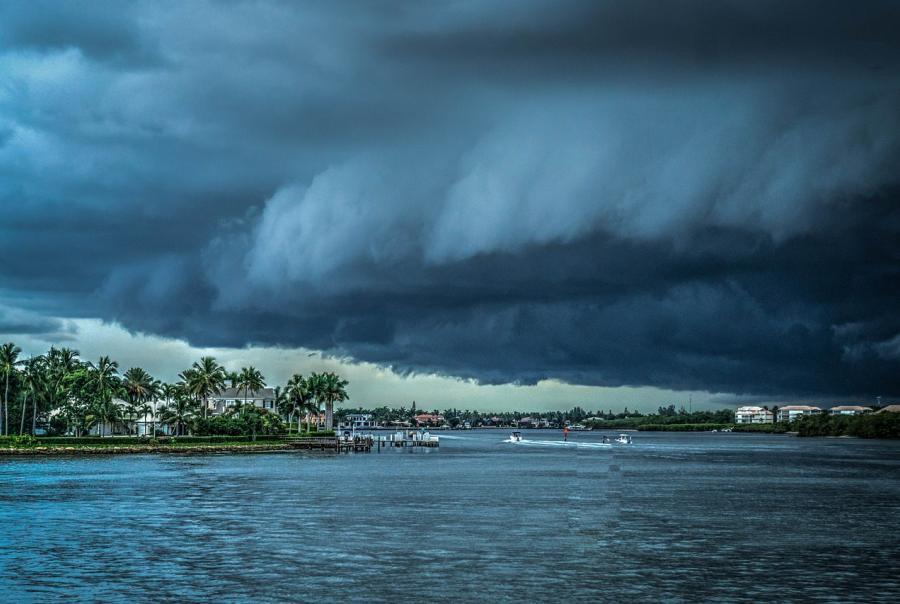 Tropical Storm Gordon makes landfall, bringing floods