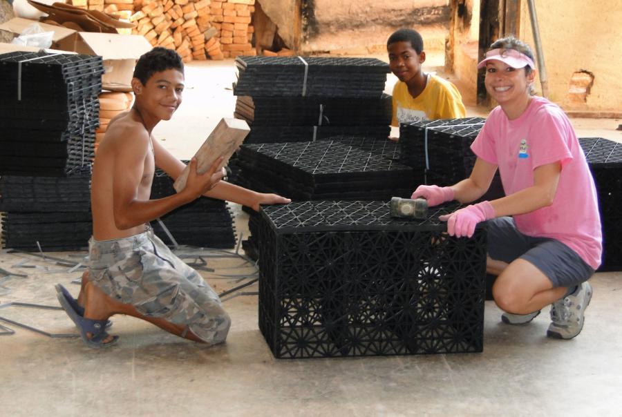 The Aquascape Foundation Dominican Republic FilterPure Filters RainXchange
