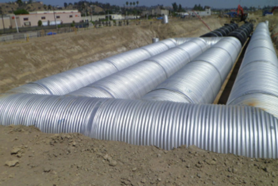 Los Angeles development utilizes rainwater harvesting solutions