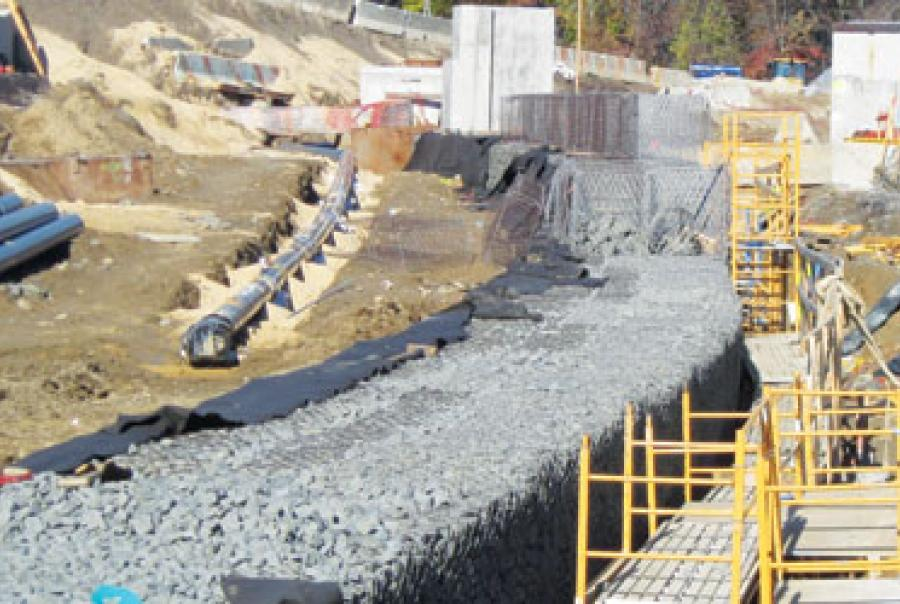 gabions, maccaferri, storm water solutions