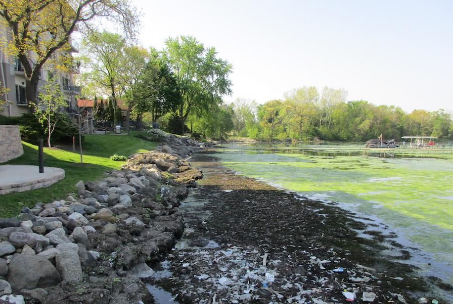 Shoreline zoning and the impact on erosion control