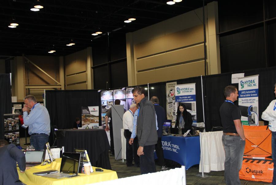 SWS Conference & Exhibition a success