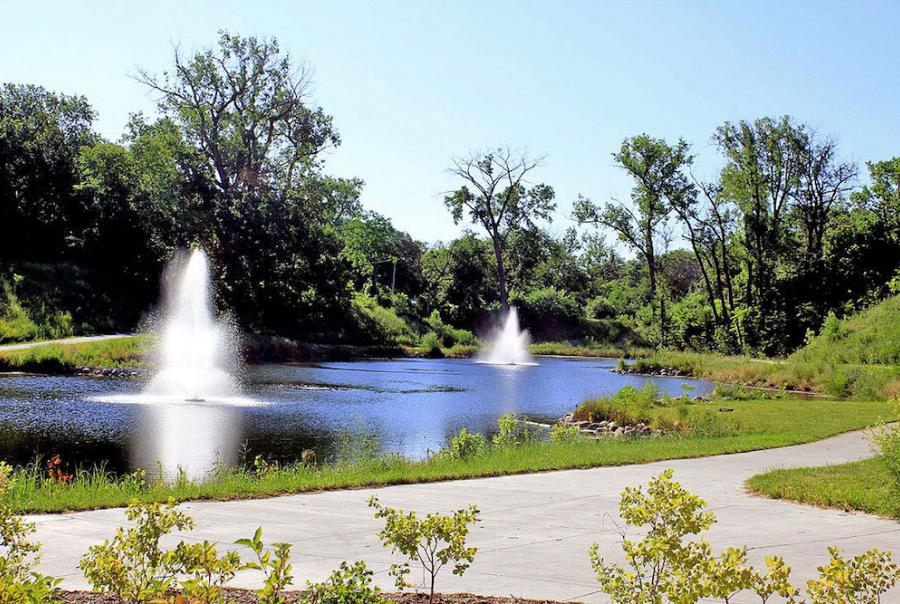 Green infrastructure provides storm water solutions to Omaha, Neb.