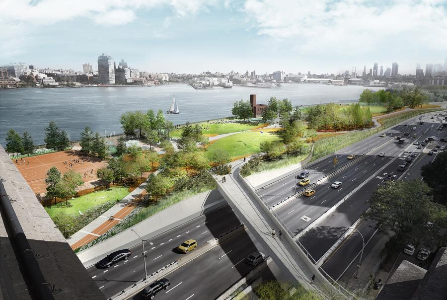 Arcadis selected for New York project