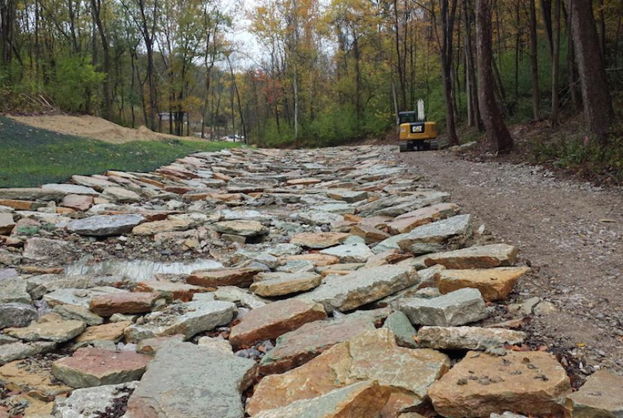 Last year, projects varied from erosion control & combating beach pollution
