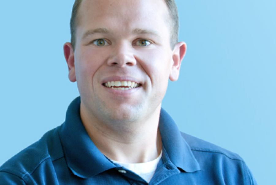 brett holmes earns CPSWQ accreditation