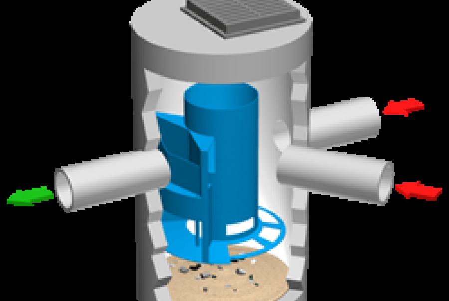 Hydrodynamic Separator
