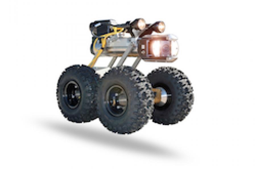 Robotic Camera Transporter