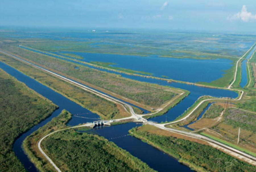 Florida Everglades South Florida Water Management District