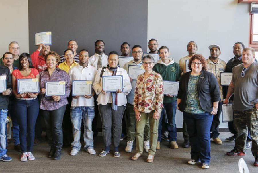 Green infrastructure training program invests in the city of Columbus, Ohio