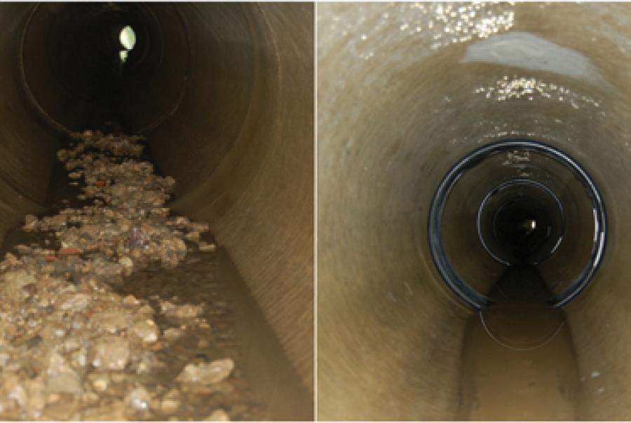 Joint-Sealing System Solves Storm Drain Infiltration for the Long Term