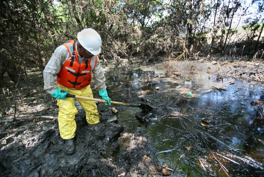 U.S. EPA, National Oil and Hazardous Substances Pollution Contingency Plan