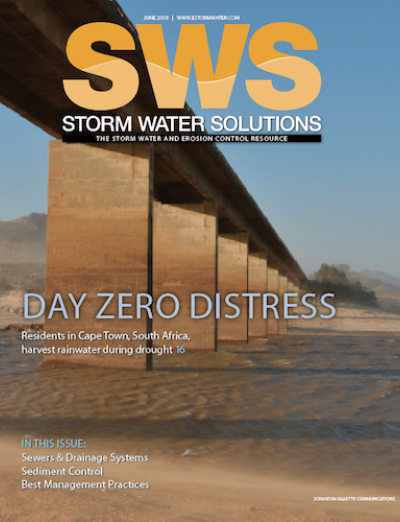 June 2018 issue of Storm Water Solutions