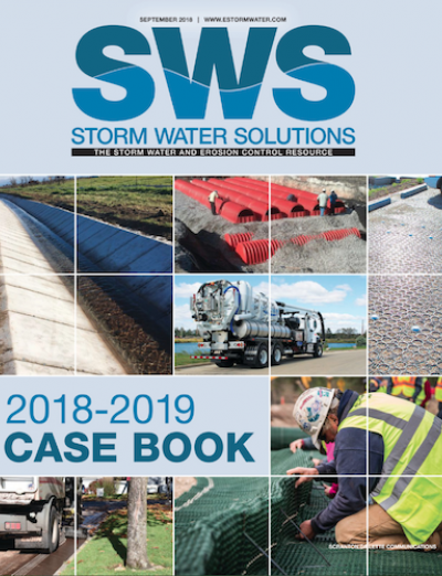 Storm Water Solutions 2018-2019 case book