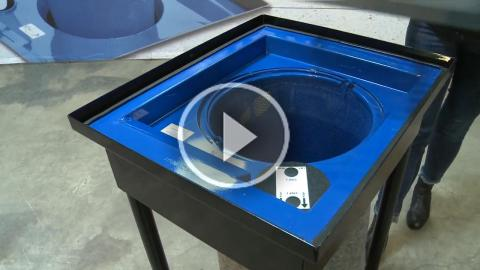 CleanWay Catch Basin Filters   SWS