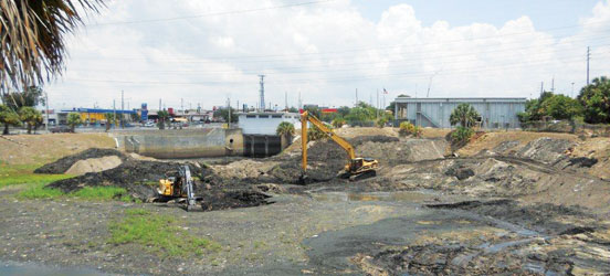 erosion control, storm water solutions