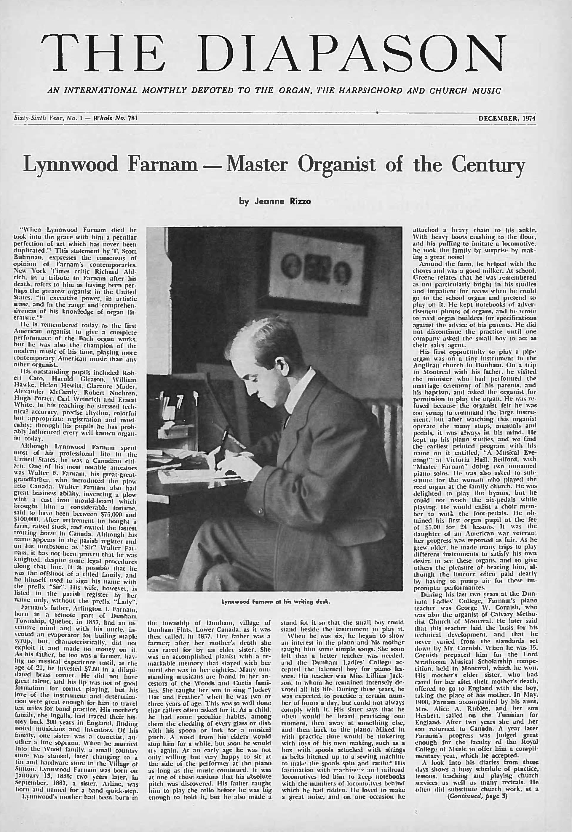 December 1974 Full Issue PDF