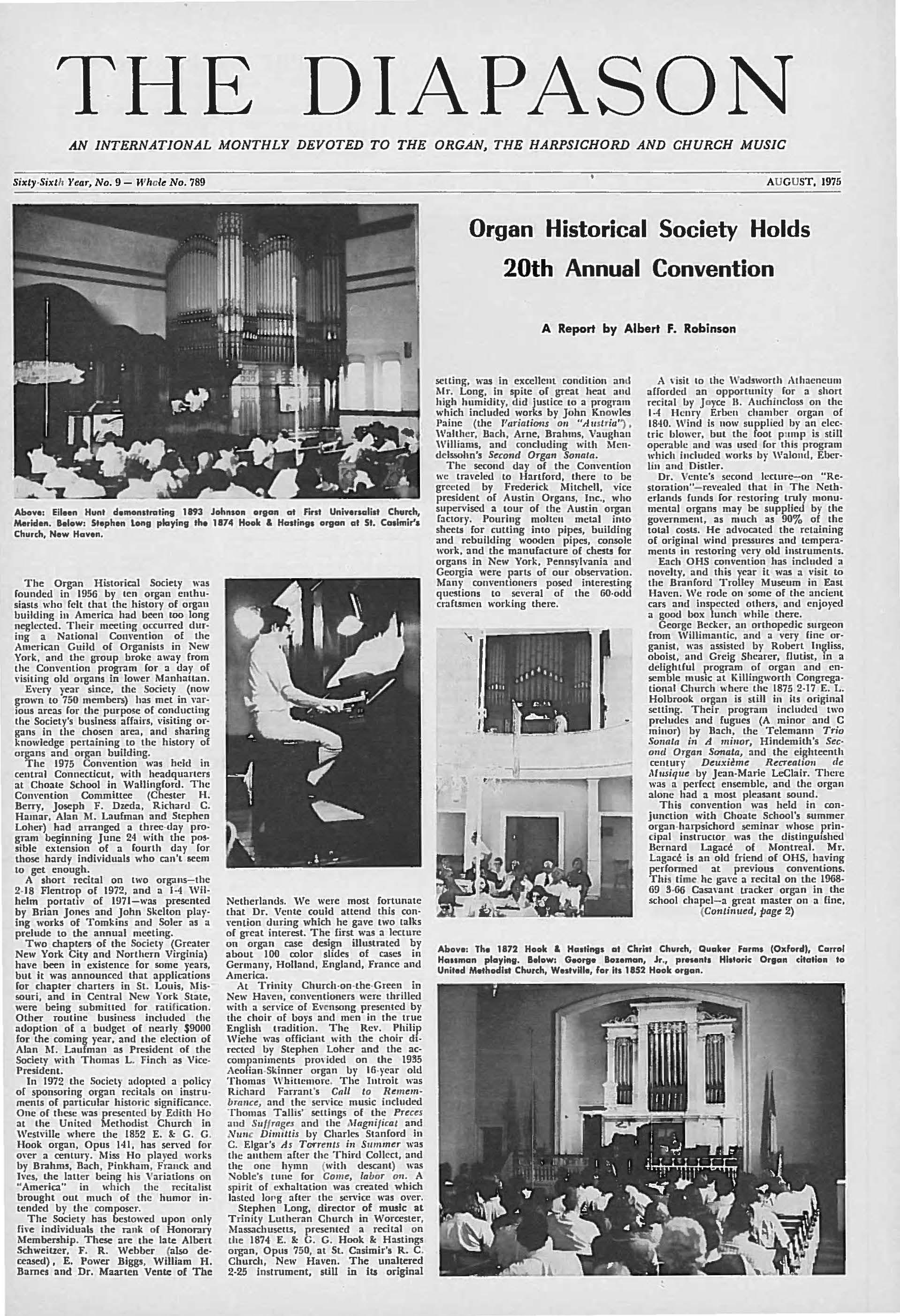 August 1975 Full Issue PDF