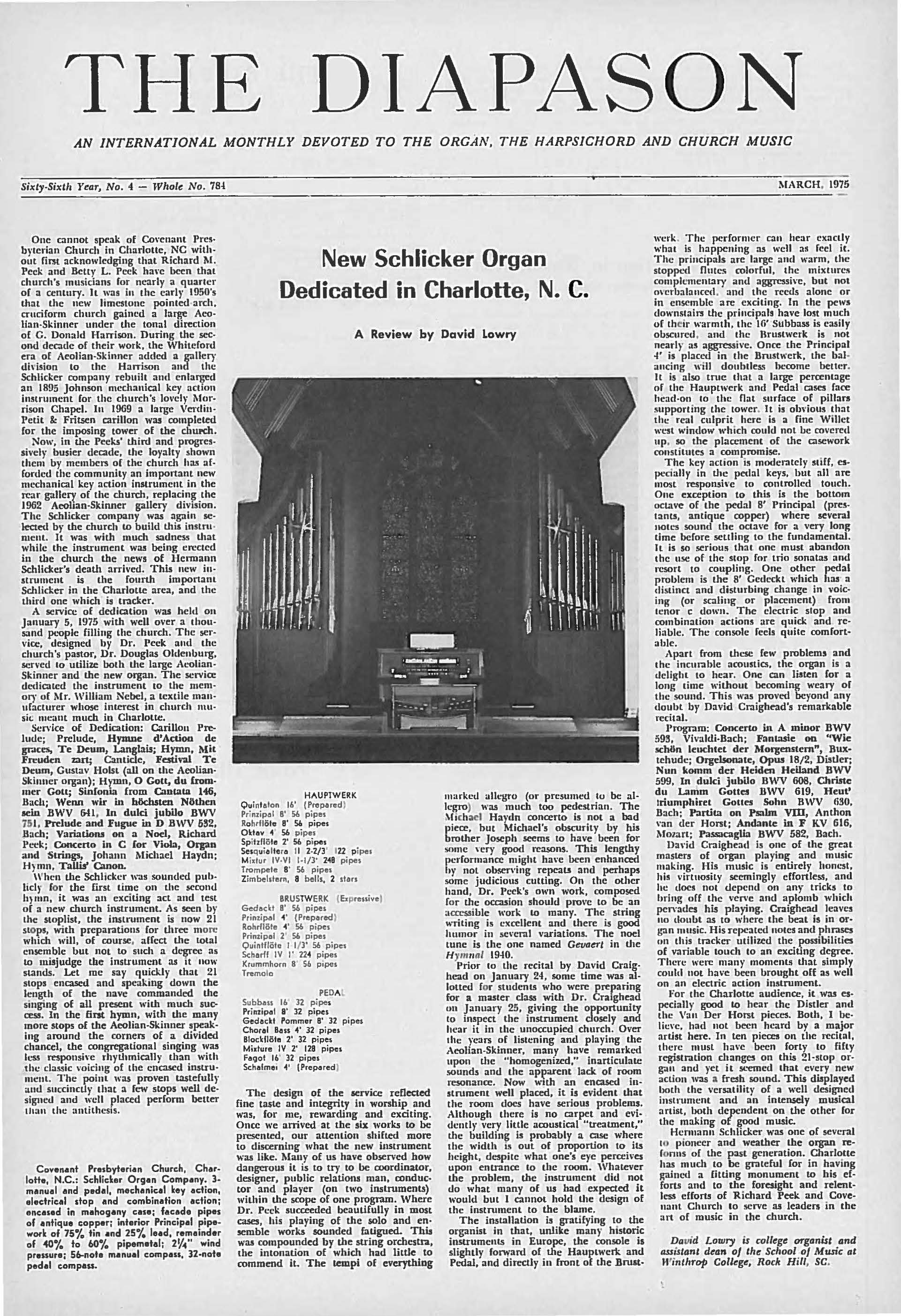 March 1975 Full Issue PDF